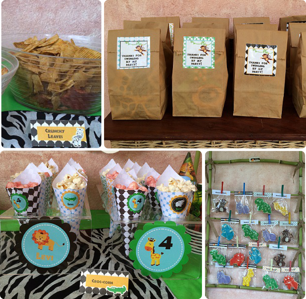 African Safari Party Decorations