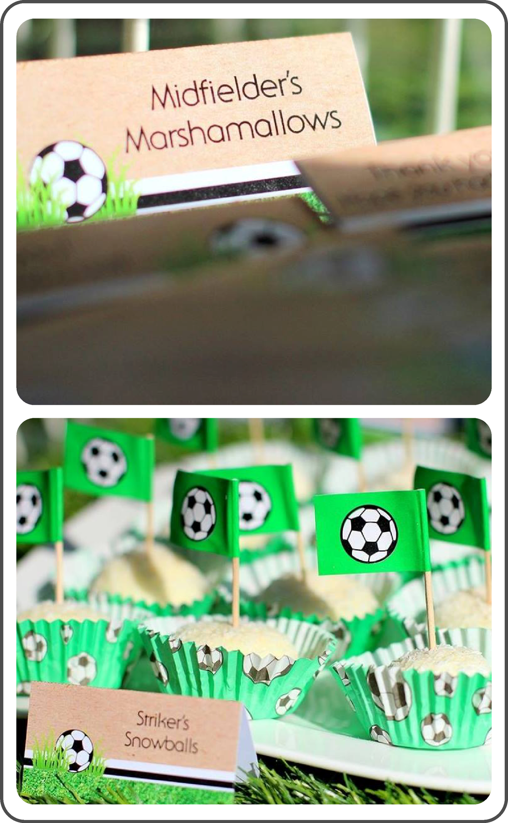 Soccer Party Decoration Ideas