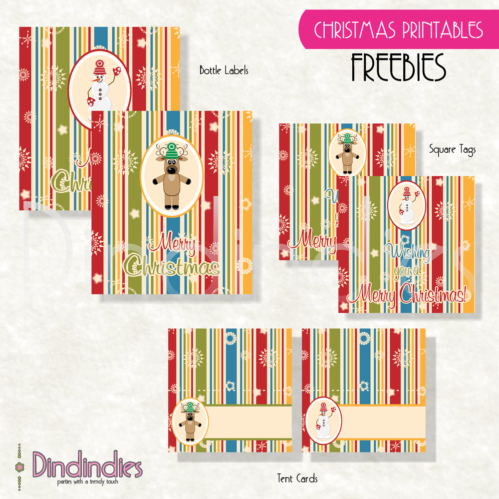 FREE Christmas DIY Printable Tags and Labels.png