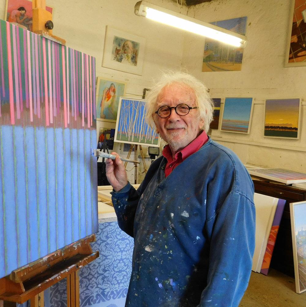 Roger Gamble in his Studio.jpg