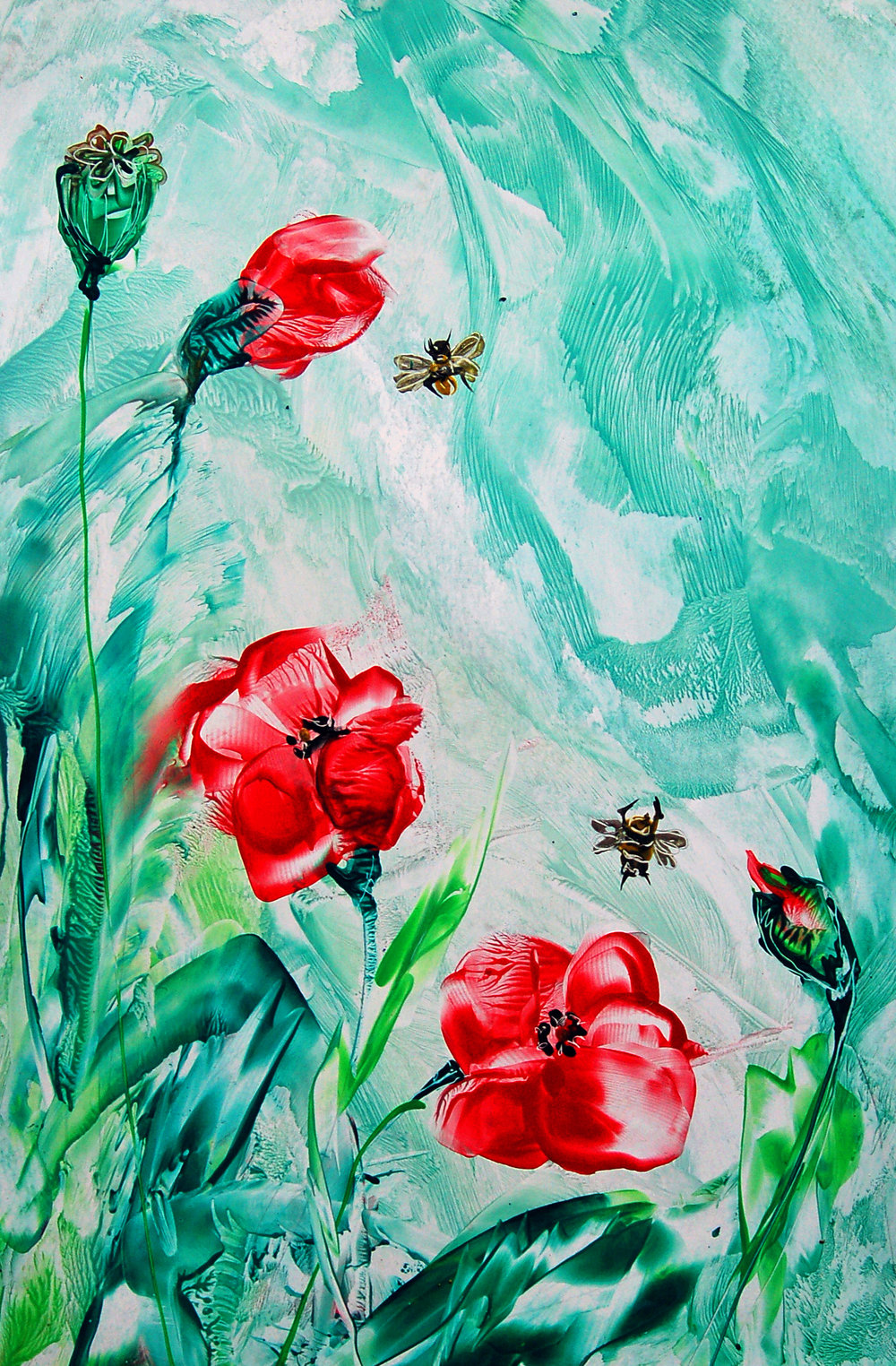 Poppies and Bees.jpg