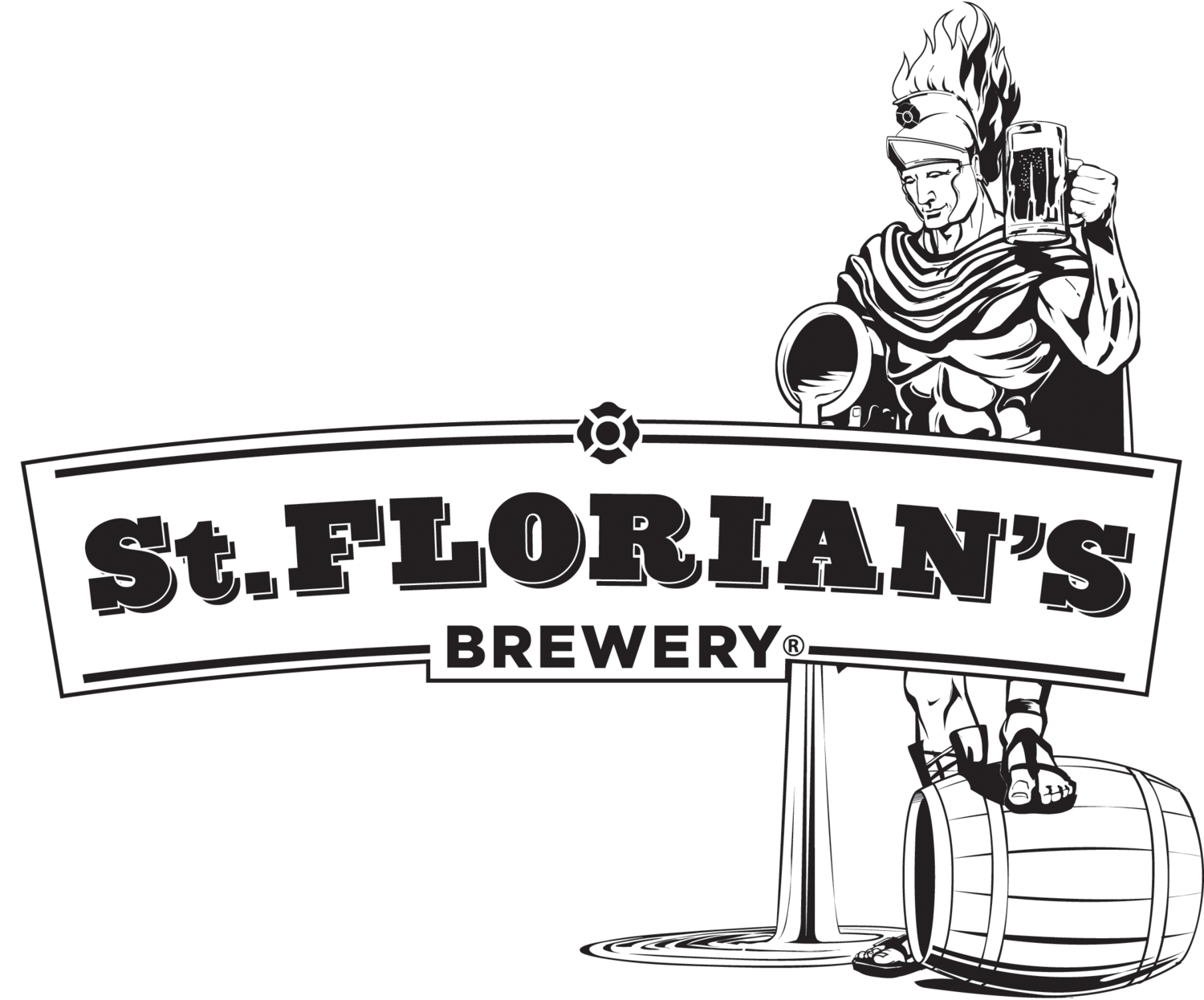 St FLORIAN'S BREWERY