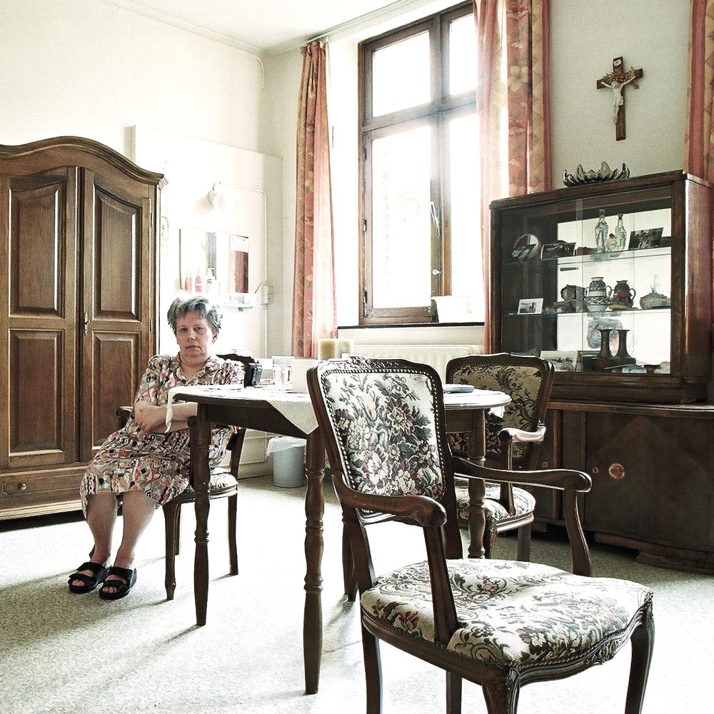 psychiatry Sisters Passionisten, Tienen 2004, 3