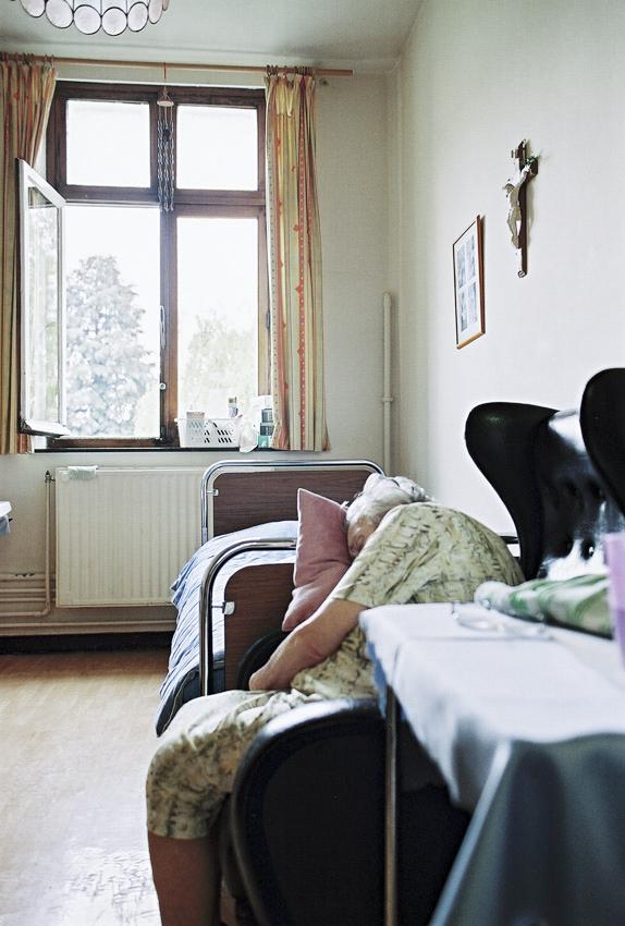 psychiatry Sisters Passionisten, Tienen 2004, 10