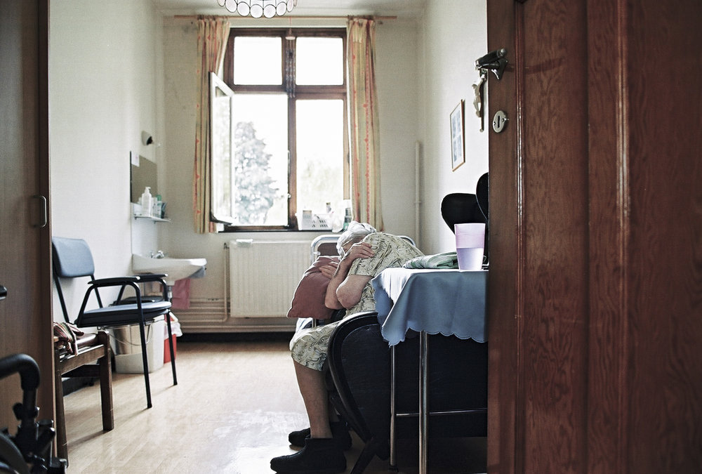 psychiatry Sisters Passionisten, Tienen 2004, 6