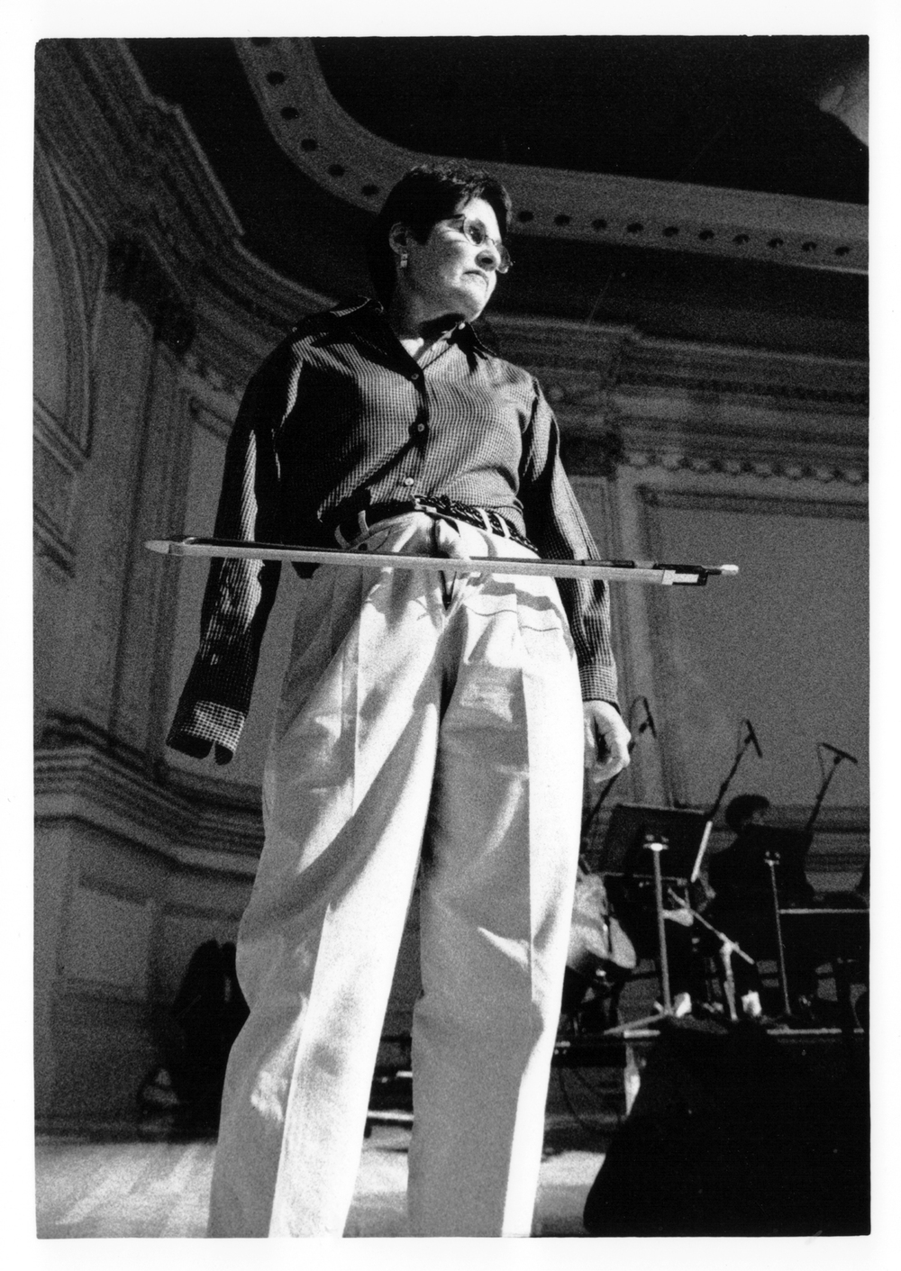 Carnegie Hall, 1996