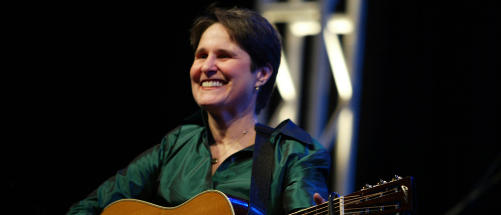 Debbie Friedman live at the 2005 URJ Biennial in Houston, Texas.