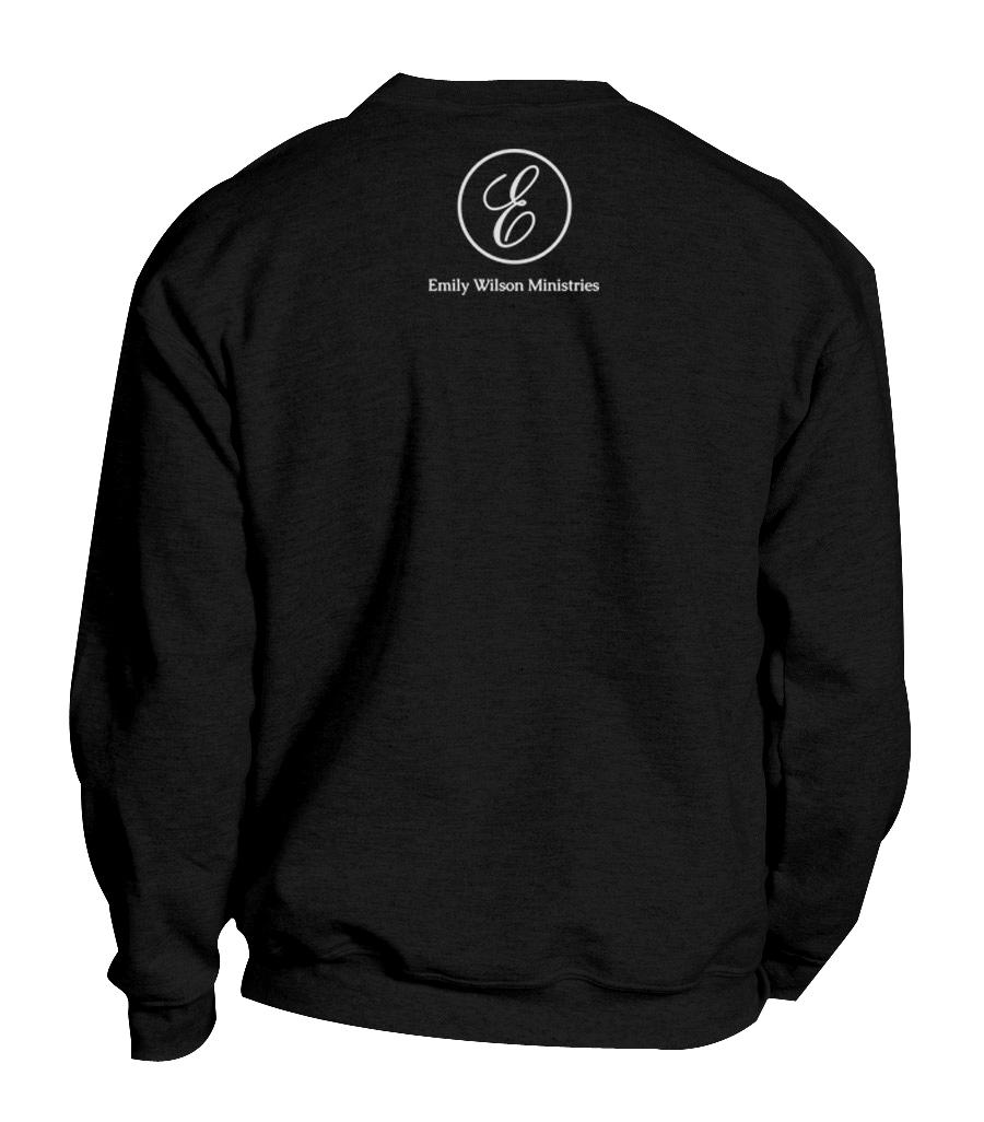 Go Bravely Crewneck Sweatshirt Emily Wilson Alfa Romeo