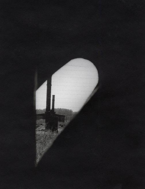 Chimney Birkenau