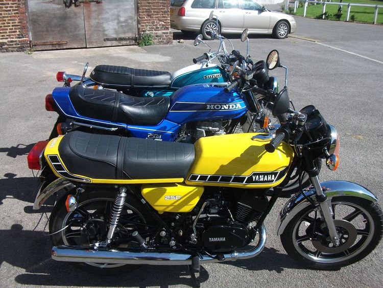 NOW SOLD..1980 Yamaha RD250E , stunning condition, recent engine rebuild, starts , runs and rides perfect, absolute beauty. full m.o.t, NOW SOLD..
