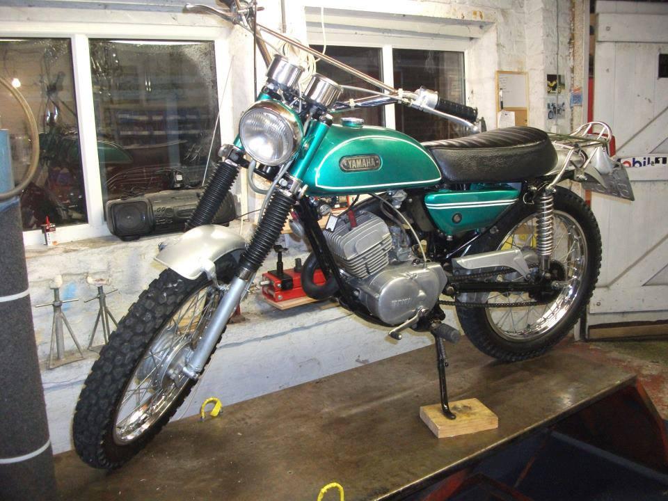1969 Yamaha CT1