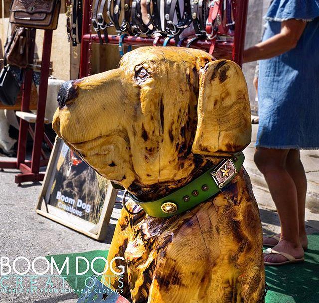 The Wooden Boomdog🐶🌲#boomdogcreations