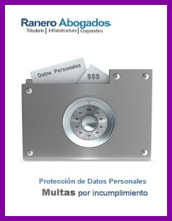 Multas Proteccion de Datos Personales