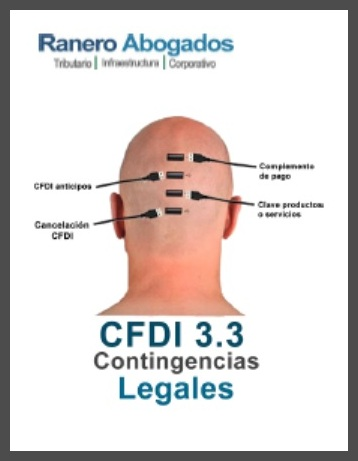 CFDI 3.3 Contingencias Legales