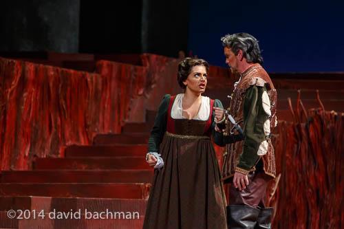 Act II Otello- Pittsburgh Opera