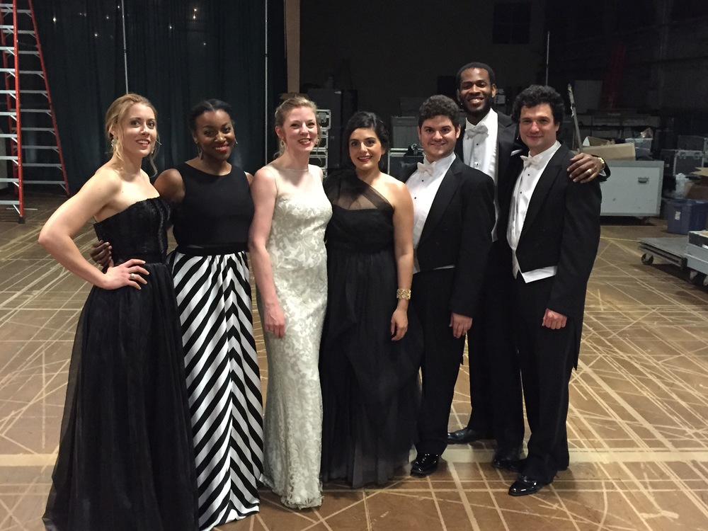 2014-2015 Resident Artists of Pittsburgh Opera