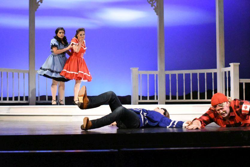 Così fan tutte- Bellevue City Opera