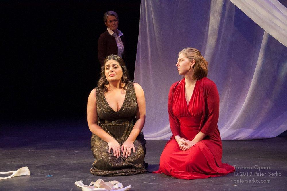 The Rape of Lucretia- Tacoma Opera