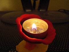 Flaming Chalice by Tasha Morris via flickr