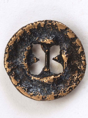 Eucalyptus Button (sm) BNA-233