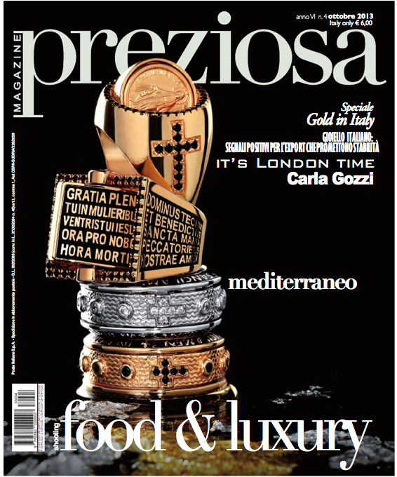 Preziosa Magazine October 2013