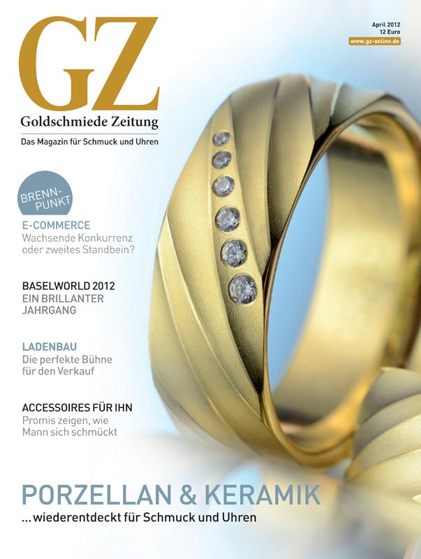 Goldschmeide Zeitung April 2012