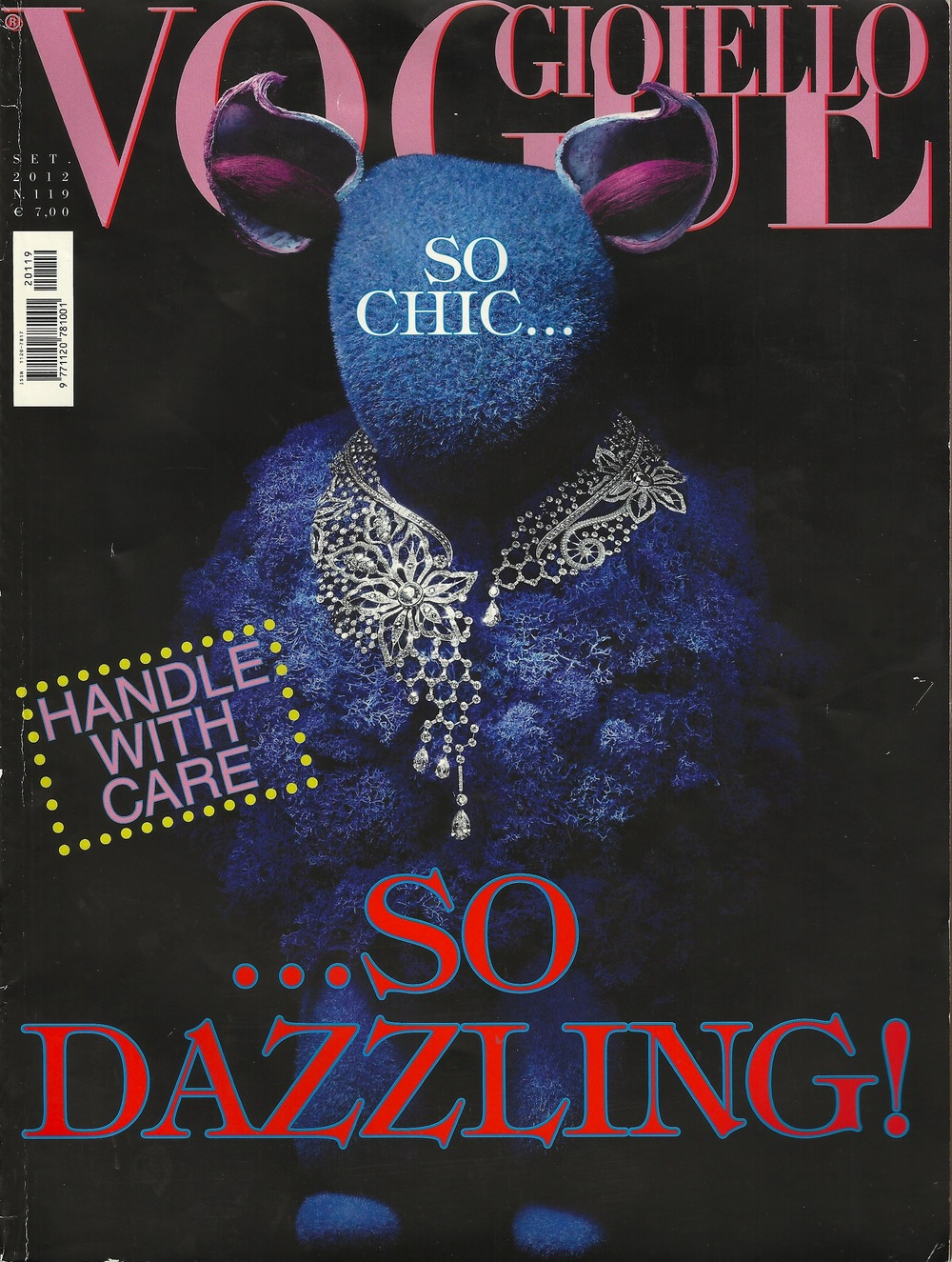 Vogue Gioiello Sept. 2012