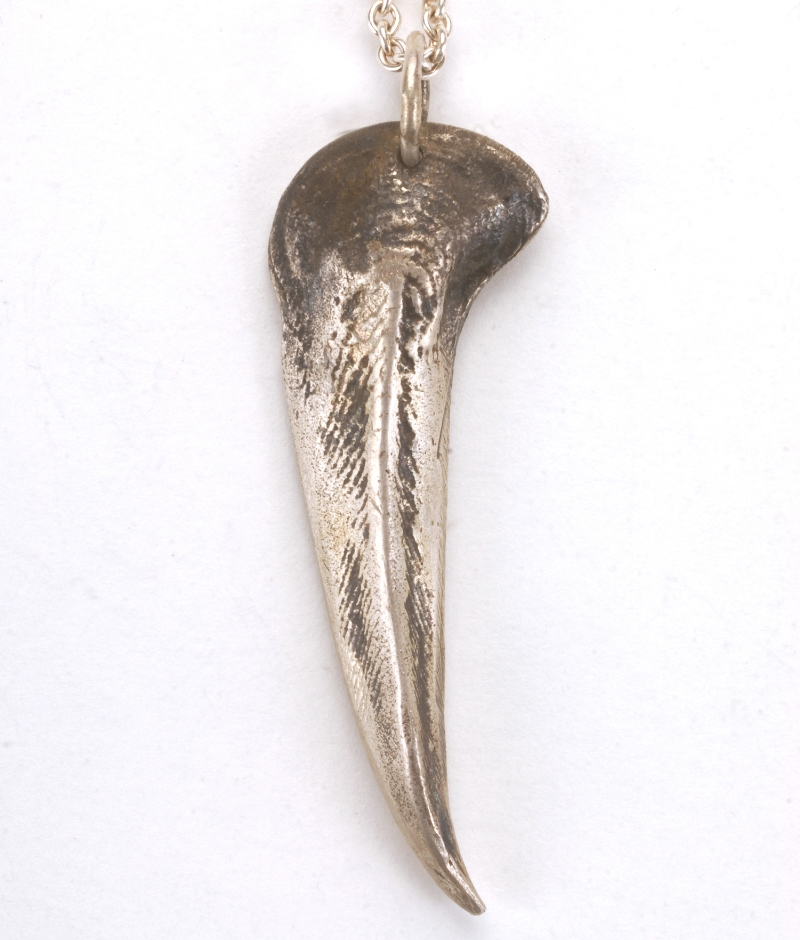 Dente Pendant- Sterling P/CF3