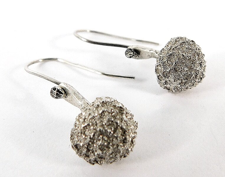 SYCAMORE POD EARRINGS- STELRING