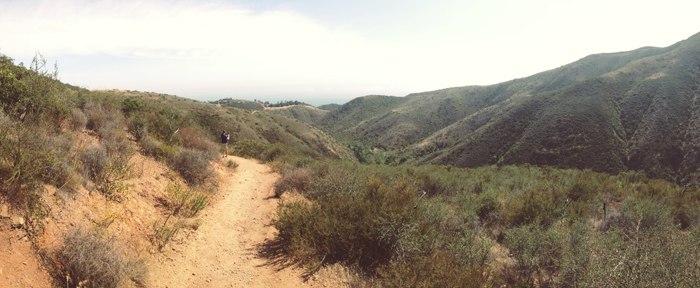 solstice canyon hike!
