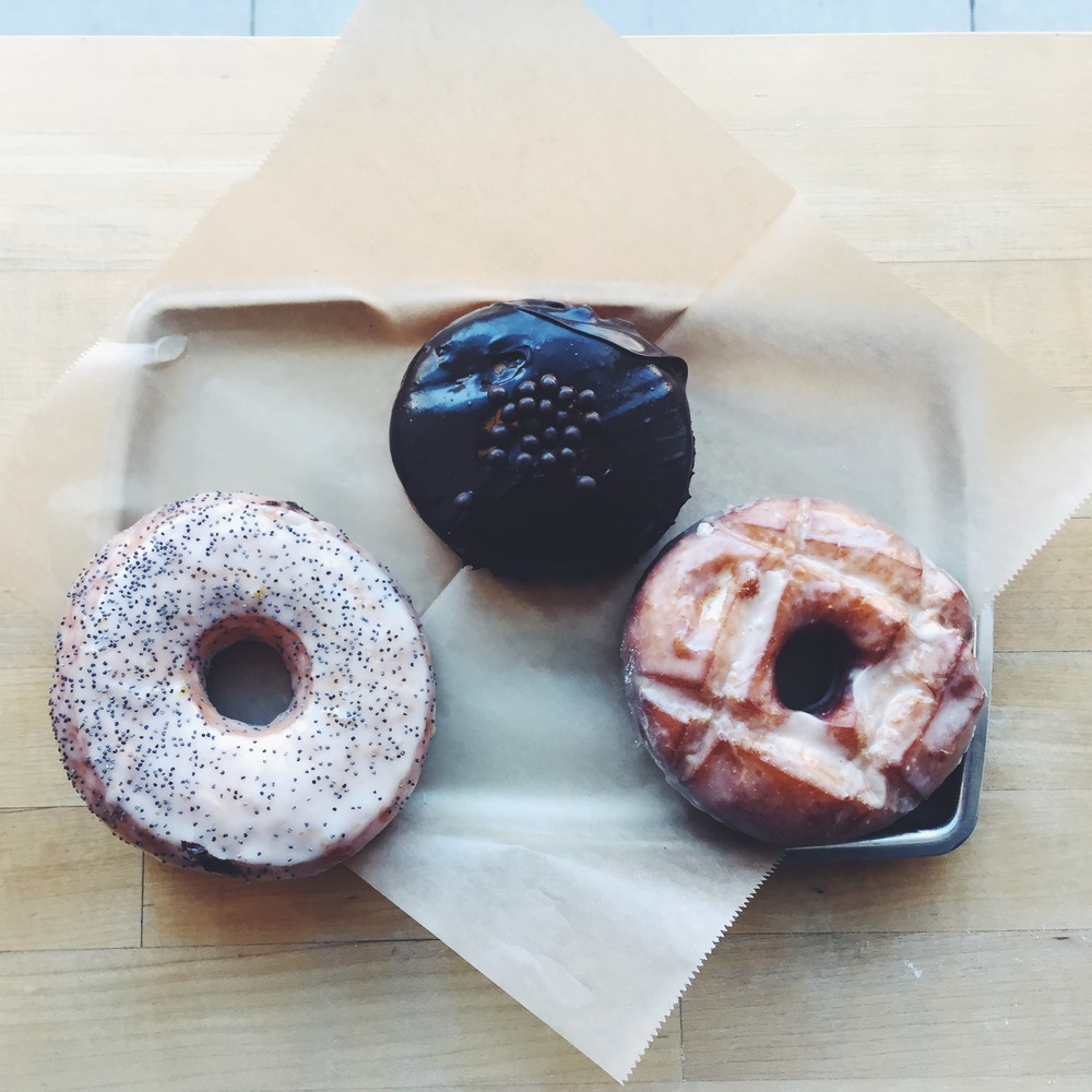 Blue Star Donuts PDX