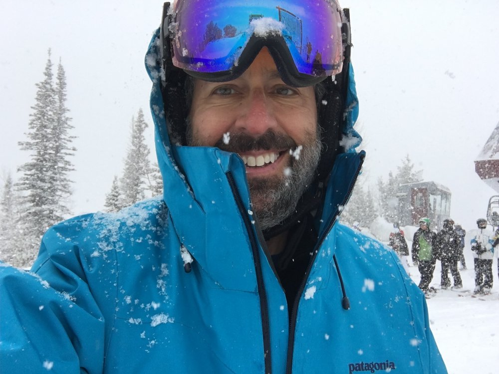 You may not know this, but winter is coming soon... this is me in full mountain man mode.Are you coming to Park City in the coming months and you have insights to share? Consider joining me for a  Chairlift Chat .