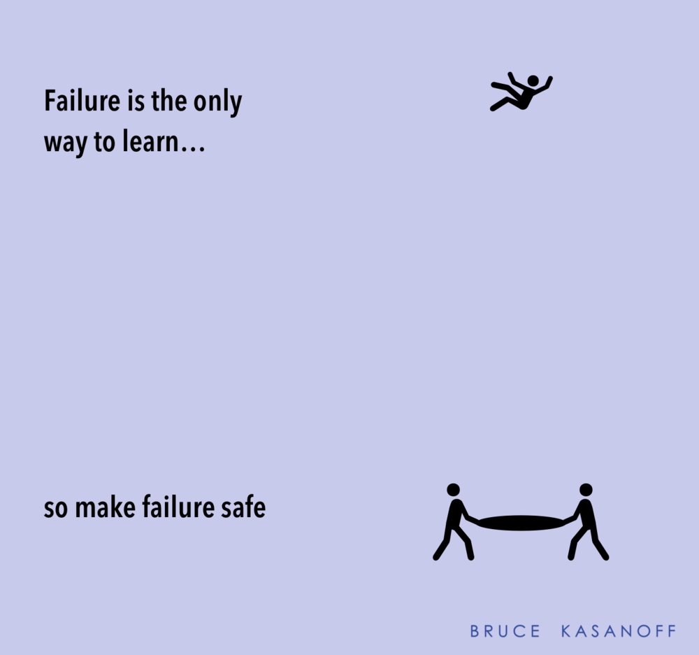 Make Failure Safe