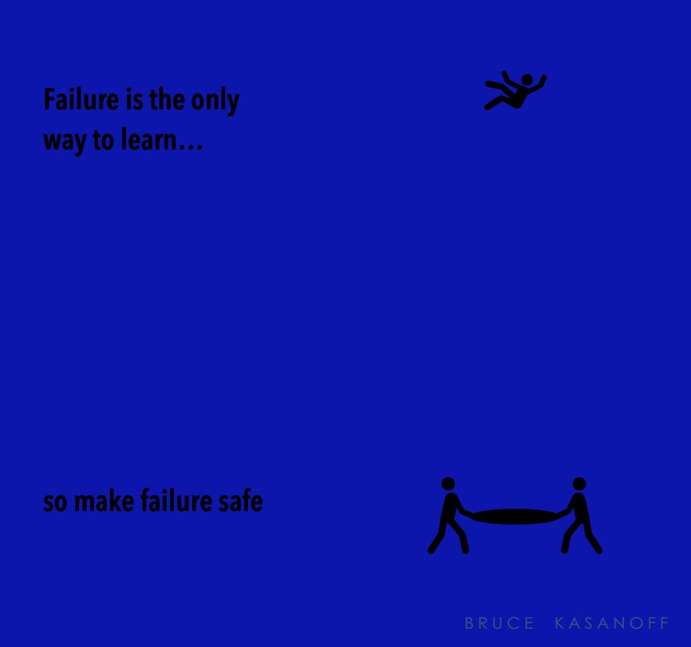 Make Failure Safe