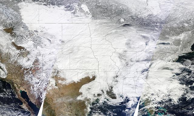 Credit: NASA Goddard MODIS Rapid Response Team