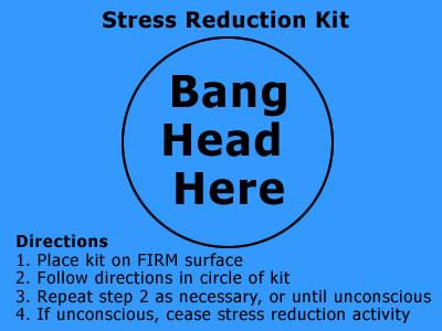 stress kit
