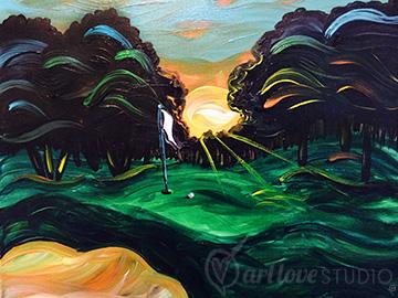 Van Gogh Golf