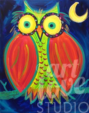 Fun Owl