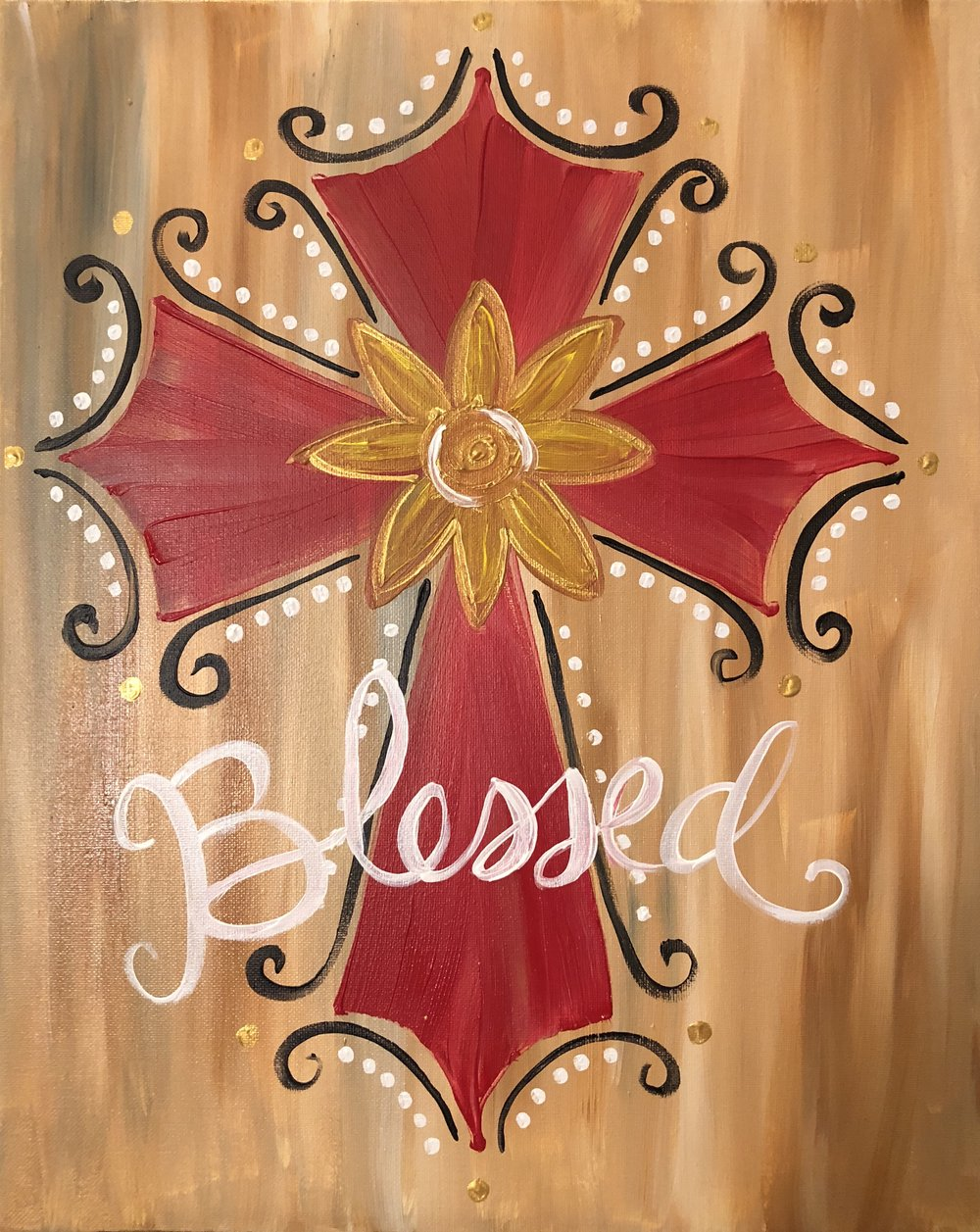BLESSED CROSS