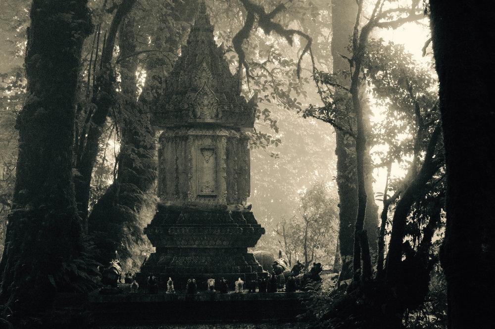 Doi Inthanon - Chiang Mai, Thailand