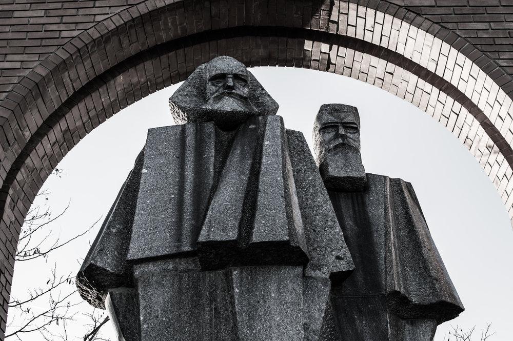 Soviet Statues - Budapest, Hungary