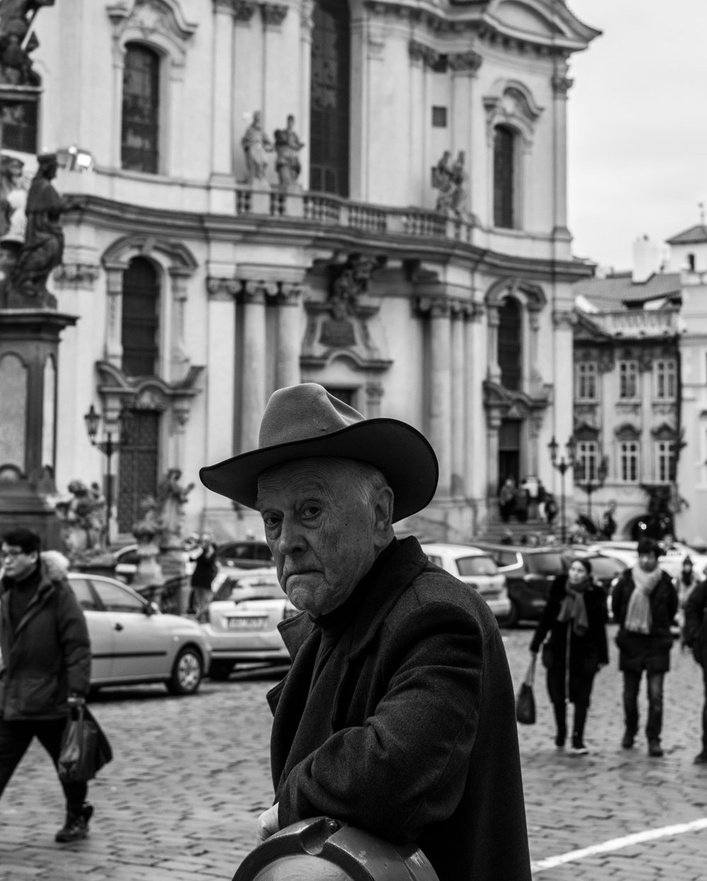 Caught Me Shooting! - Prague, Czech Republic