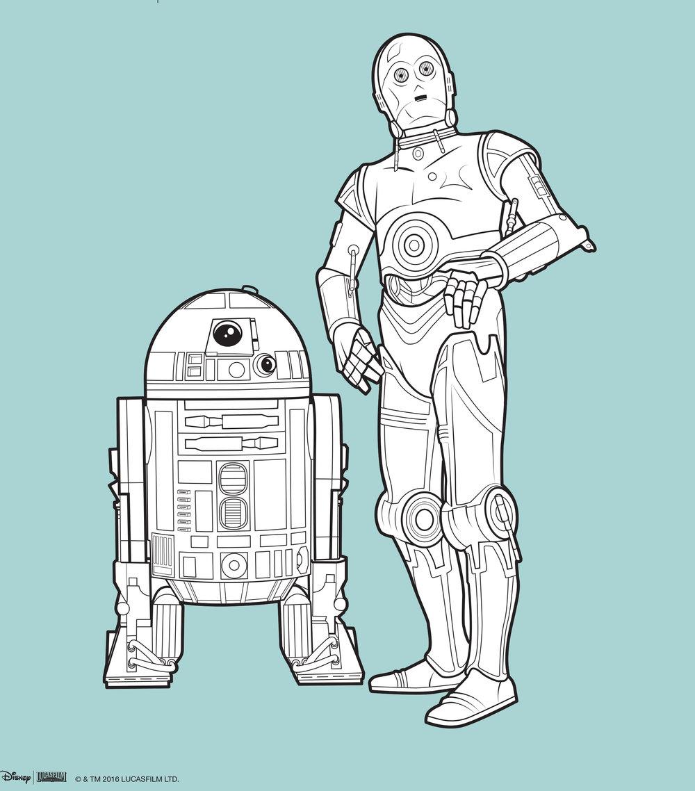 StarWars Line ART droids.jpg