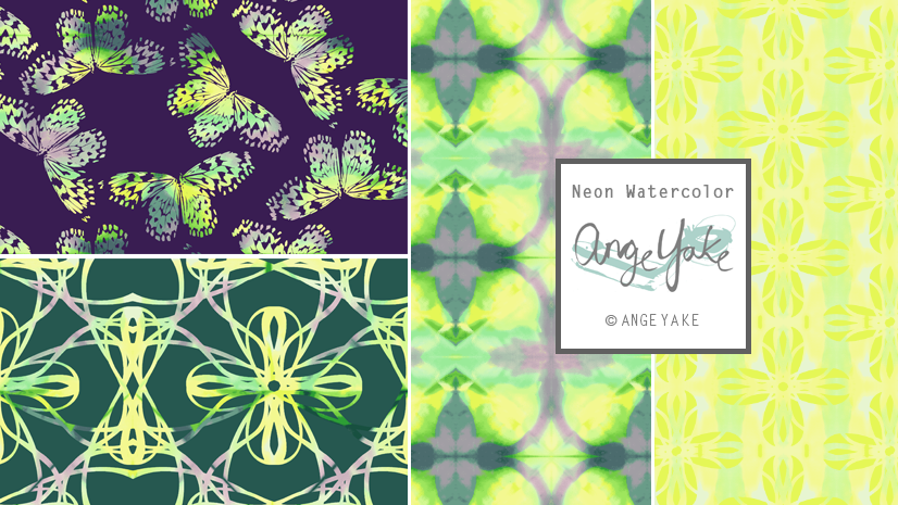 Ange Yake - Custom Surface Design - Collection - Neon Watercolor.png