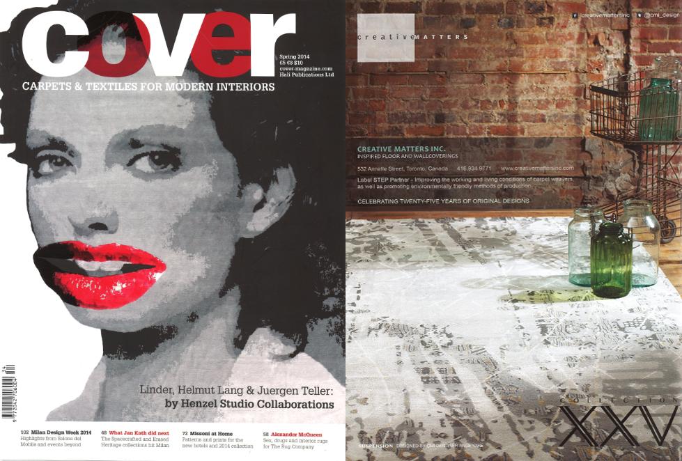 Cover Magazine Spring 2014