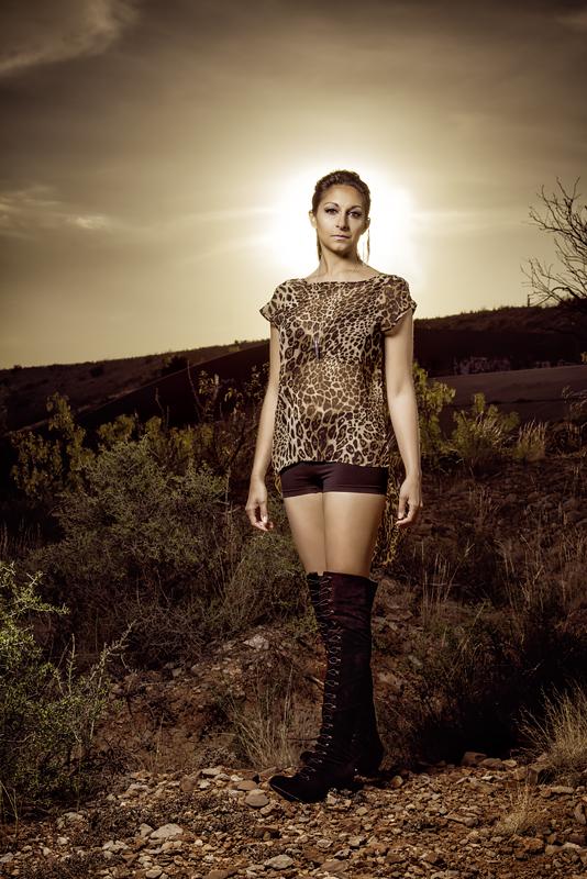 Model: Misty Taylor