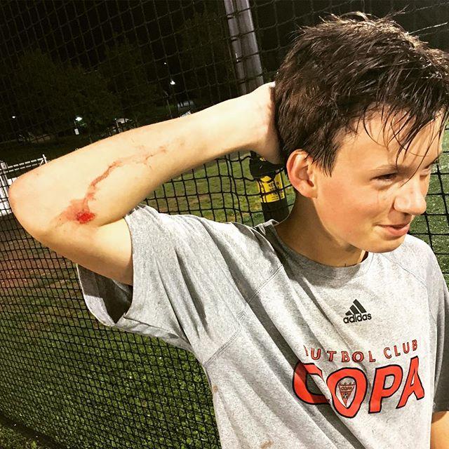 Wade Guerra. Goalkeeper.