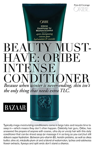 Oribe Instense Conditioner for Moisture and Control