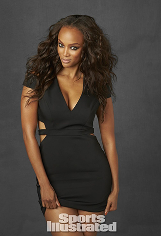 BEACHY WAVES FROM BRAZIL WITH TYRA BANKS