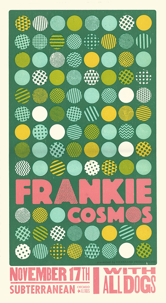 Frankie Cosmos Show Poster
